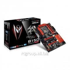 Игровая Материнская плата с поддержкой процеесора Intell Xeon®  ASRock Fatal1ty E3V5 Perfomance Gaming/OС LGA1151 Чипсет  Intel® C232