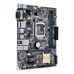 Материнская плата ASUS H110M-A/M.2 LGA1151, iH110, 2xDDR4 4xSATA3, 2xPS/2, 1xDisplayPort1xD-Sub, 1xDVI, 1xHDMI, 2xUSB3.0, 4xUSB2.0, mATX, BOX