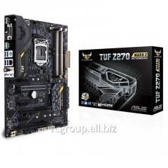 Материнская плата ASUS PRIME H270-PLUS LGA1151 iZ270 4xDDR4 6xSATA3 1xDVI 1xHDMI 1xDisplayPort 4xUSB3.0 2xUSB3.1 1xPS/2 ATX BOX.