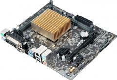 Материнская плата с процессором ASUS J3455M-E Intel®