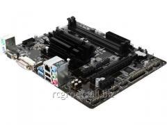 Материнская плата ASRock N3150M  Intel Quad-Core Processor N3150 (up to 2.08 GHz) Micro ATX N3150M