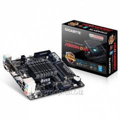 Материнская плата Gigabyte GA-J1800N-D2H Mini-ITX AC`97 8ch(7.1) GbLAN+VGA+HDMI GAJ180D2H-00-G11