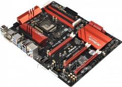 Материнская плата ASRock Z97X KILLER/3.1 Socket LGA1150 INTEL Z97/4DDR3/6SATA3/USB 3.1 card(A+C) Z97X KILLER/3.1