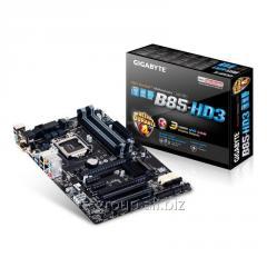 Материнская плата Gigabyte GA-B85-HD3 (RTL) LGA1150 2xPCI-E Dsub+DVI+HDMI GbLAN SATA GAB85HD3-00-G21