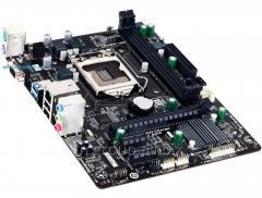 Материнская плата Gigabyte GA-H81M-S1 rev 2.2 H81, Socket 1150, DDR3, mATX GAH81MS1-00-G22