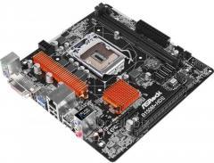 Материнская плата ASRock B150M-HDS (s1151, Intel B150, PCI-Ex16)