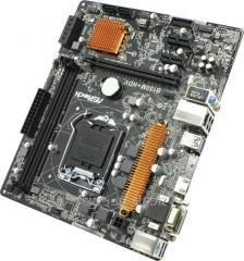 Материнская плата ASRock B150M-HDV LGA1151 PCI–E Dsub+DVI+HDMI GbLAN SATA MicroATX 2DDR–4