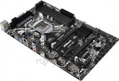 Материнская плата ASRock E3V5 WS LGA1151 PCI-e,