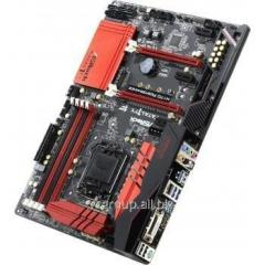 Материнская плата ASRock Fatal1ty H170 Performance LGA1151 H170 2xPCI-E DVI+HDMI GbLAN SATA ATX 4DDR4 (RTL)