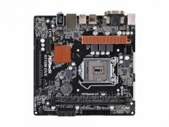 Материнская плата ASRock H110M-DVS R3.0 LGA1151 H110 PCI-E Dsub+DVI GbLAN SATA MicroATX 2DDR4 (RTL)