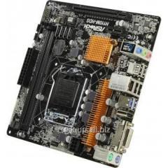 Материнская плата ASRock H110M-HDS LGA1151 PCI–E DVI+HDMI GbLAN SATA  MicroATX 2DDR4