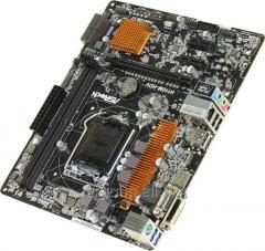 Материнская плата ASRock H110M-HDV LGA1151 PCI–E Dsub+DVI+HDMI GbLAN SATA MicroATX 2DDR4