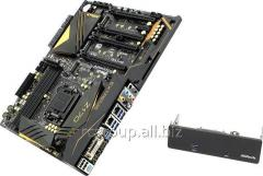 Материнская плата ASRock Z170 Extreme7+ LGA1151 Z170 4xPCI-E DVI+HDMI+DP 2xGbLAN SATA RAID ATX 4DDR4 (RTL)