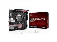 Материнская плата 90MB0NS0-M0EAY0 Asus MAXIMUS VIII IMPACT LGA 1151 Intel Z170 USB 3.1 USB 3.0 U.2 Mini ITX Intel