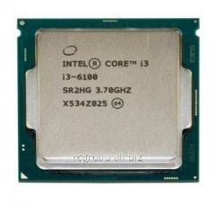 Процессор CPU S-1151 Intel Core i3 6100 TRAY