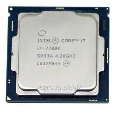 Процессор CPU S-1151 Intel Core i7 7700K TRAY