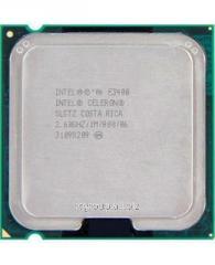 Процессор CPU S-775 Intel Celeron E3400 TRAY