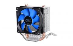 Кулер для CPU, Deepcool, ICE EDGE MINI FS v2.0 DP-MCH2-IEMV2, Чёрный