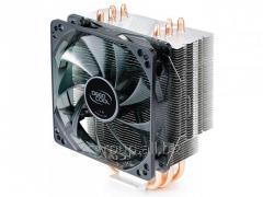 Кулер для CPU, Deepcool, GAMMAXX 400 DP-MCH4-GMX400, Чёрный