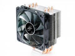 Кулер для CPU, Deepcool, LUCIFER K2 DPGS-MCH6N-LCV2, Чёрный