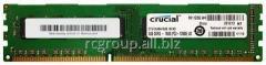 Оперативная память 4Gb DDR3 1600MHz Crucial CT51264BA160BJ PC3-12800 CL11 Retail