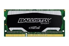 Оперативная память для ноутбука 4GB DDR3 1866MHz Crucial Ballistix Sport PC3-14900 NON-ECC 1.35V BLS4G3N18AES4CEU