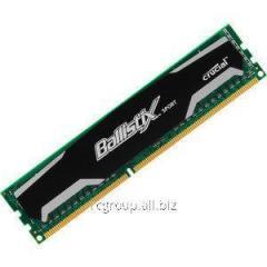 Оперативная память DDR3 1600MHz Crucial 4GB BLS4G3D169DS1J PC3-12800 UDIMM NON-ECC
