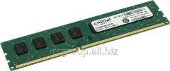 Оперативная память DDR3 1600Mhz Crucial CT51264BD160BJ DIMM 4Gb PC3-12800 CL11, Low Voltage