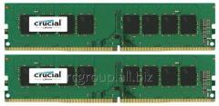 Оперативная память CT2K4G4DFS8213 Memory DDR4 8GB Kit (4GBx2) 2133Mhz Crucial MT/s (PC4-17000) CL15 SR x8 Unbuffered DIMM 288pin