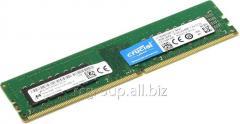 Оперативная память DDR4 16Gb 2133Mhz Crucial  CT16G4DFD8213 (PC4-17000) CL15 DR x8 Unbuffered