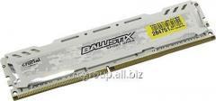 Оперативная память DDR4 2400MHz Crucial 16GB Ballistix Sport LT White BLS16G4D240FSC UDIMM PC4-19200 NON-ECC 1.2V