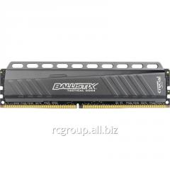 Оперативная память DDR4 3000MHz Crucial 8GB Ballistix Tactical BLT8G4D30AETA UDIMM PC4-24000 Unbuffered NON-ECC 1.35V 1024Meg x 64