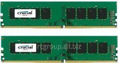 Память DDR4 2133MHz Crucial 16Gb (2x8Gb) CT2K8G4DFD8213 RTL PC4-17000 CL15 DIMM 288-pin 1.2В