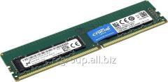 Оперативная память DDR4 2133MHz Crucial 16Gb CT16G4WFD8213 EUDIMM PC4-17000 CL=15 Unbuffered ECC