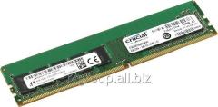 Оперативная память DDR4 2400MHz Crucial 8Gb CT8G4WFS824A EUDIMM PC4-19200 CL=17 Unbuffered ECC Single Ranked  x8 based 1.2V