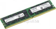 Память DDR4 16Gb 2133MHz Crucial CT16G4RFD4213 RDIMM ECC Reg PC4-17000 CL15
