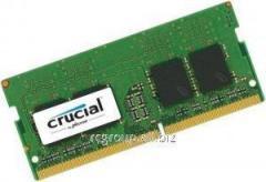 Оперативная память DDR4 4Gb 2133MHz Crucial CT4G4SFS8213 PC4-17000 CL15 SO-DIMM 260-pin 1.2В single rank