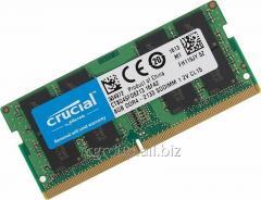 Оперативная память SO-DIMM DDR4 8Gb 2133Mhz Crucial CT8G4SFD8213 (PC4-17000) CL15 DR x8 Unbuffered