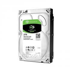 Гибридный Жесткий диск SSHD 1Tb Seagate FireCuda Compute SATA6Gb/s 7200rpm 64Mb 3,5
