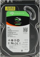 Жесткий диск Гибридный SSHD 2Tb Seagate FireCuda Compute SATA6Gb/s 7200rpm 64Mb 3,5