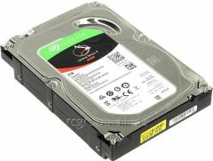 Жесткий диск для NAS систем 2Tb HDD Seagate IronWolf SATA 6Gb/s 5900rpm 3.5