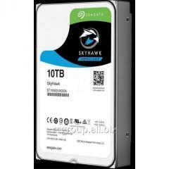 Жесткий диск для видеонаблюдения 10Tb Seagate SkyHawk SATA 6Gbit/s 3.5
