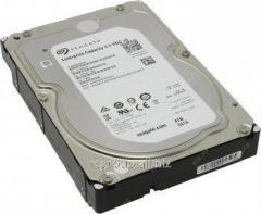 Корпоративный жесткий диск Жесткий диск 4Tb Seagate Enterprise Capacity 3.5 HDD 512N SATA6Gb/s 128Mb 3.5