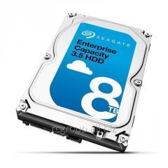 Корпоративный жесткий диск 8Tb Seagate Enterprise Capacity SATA6Gb/s 7200rpm 256Mb 3,5