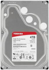 Жесткий диск HDD 4000Gb TOSHIBA X300 SATA 6Gb/s 7200rpm 128Mb 3.5