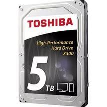 Жесткий диск HDD 5000Gb TOSHIBA X300 SATA 6Gb/s 7200rpm 128Mb 3.5