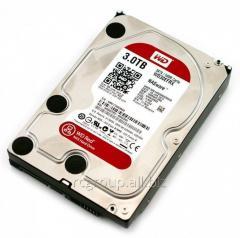 Жесткий диск для NAS систем HDD 3Tb Western Digital Red  6Gb/s 3.5