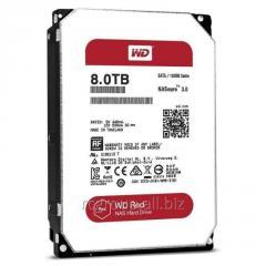 Жесткий диск для NAS систем HDD 8Tb Western Digital RED SATA 6Gb/s 3.5