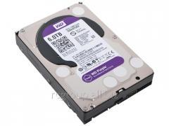 Жесткий диск для видеонаблюдения HDD 6Tb Western Digital Purple WD60PURX SATA 6Gb/s 64Mb 3,5