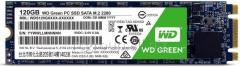 Твердотельный накопитель 120GB SSD WD WDS120G1G0B Серия GREEN M.2 2280 R540Mb/s W405Mb/s
